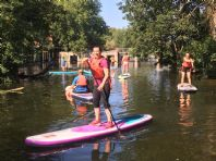 Stand Up Paddleboarding 4 wk course (1 people)